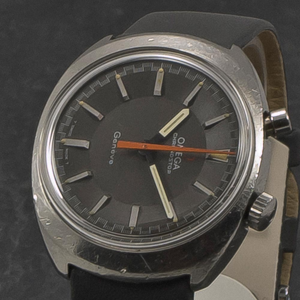 vintage gold omega seamaster watches