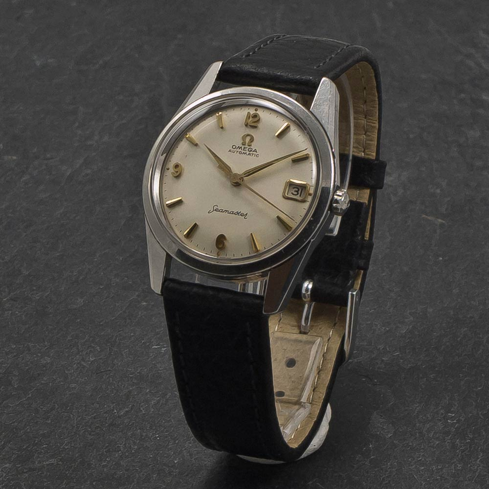 from Lewis omega dating watch