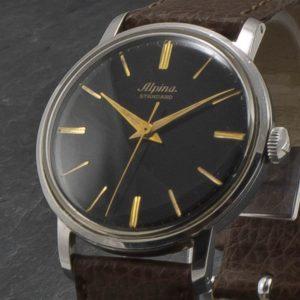 Alpina-Standard-Black-Dial-005
