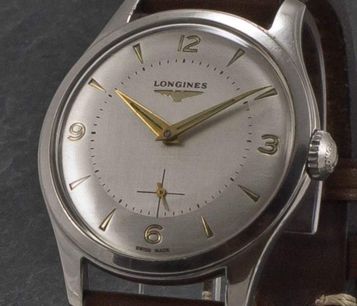 Longines Small Second-Silver-Dial-005