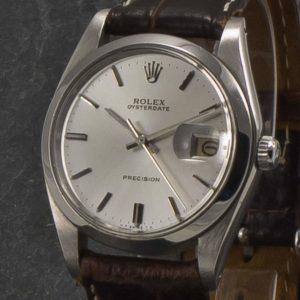 Rolex Oysterdate Precision 6694 Www.WristChronology.com