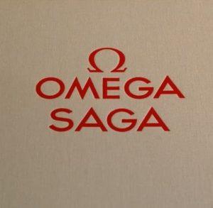 Omega Saga Omega book - Www.WristChronology.com