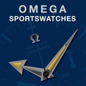 Omega SportWatches Goldberg-001 kopi