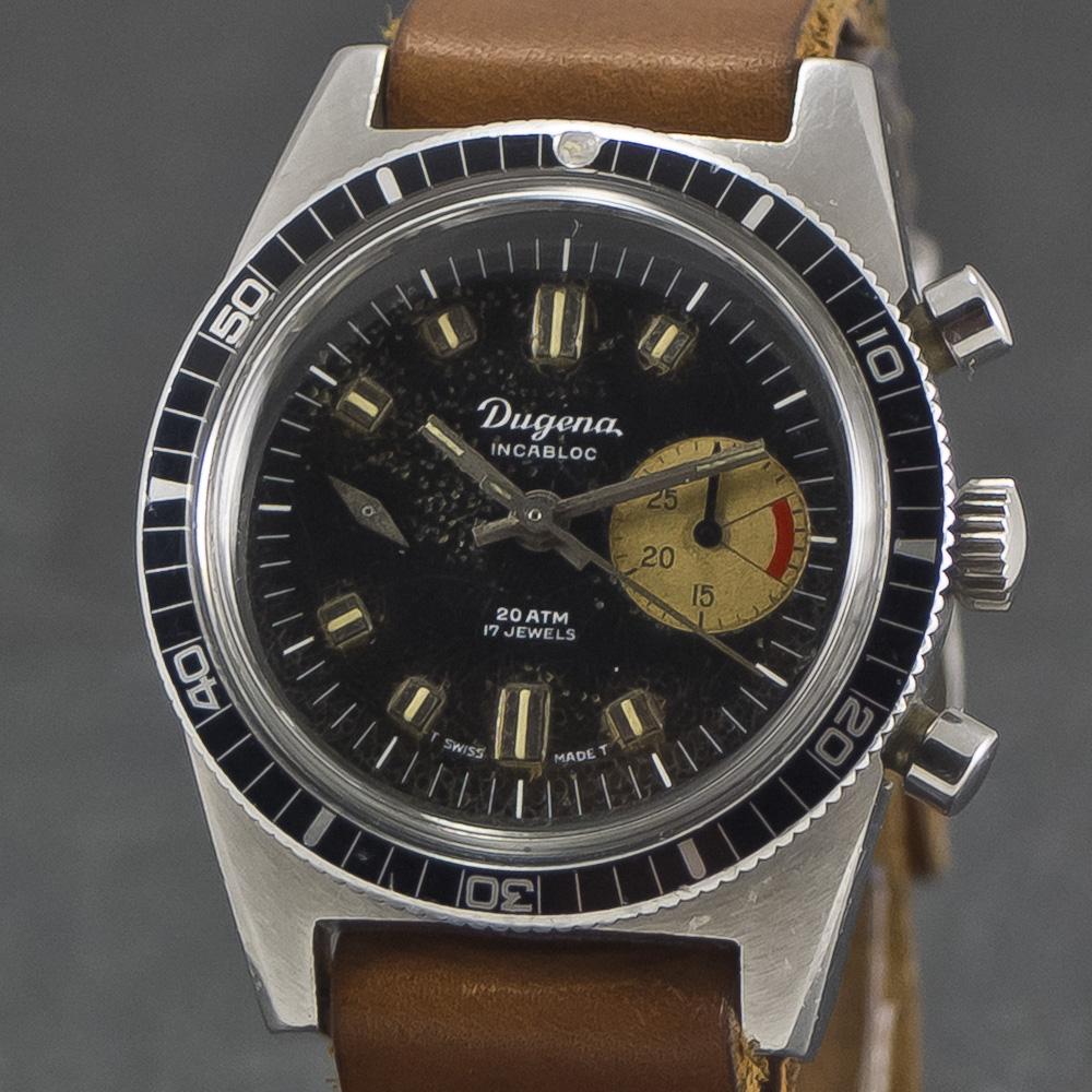Dugena DeepStar Chronograph 001B
