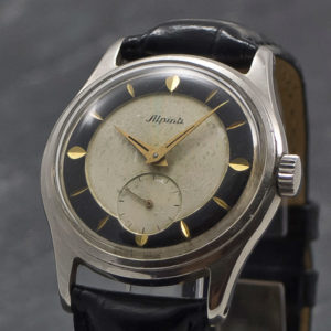 Alpina Two Tone - Manual - www.WristChronology.com