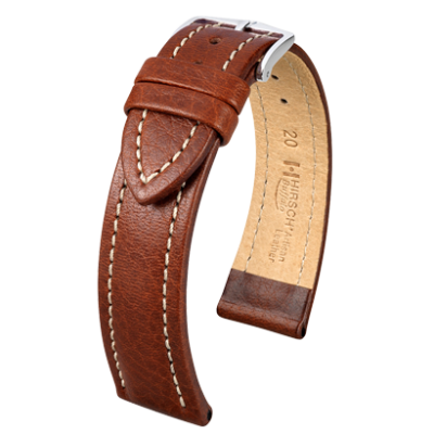 Buy your Hirsch band at Www.WristChronology.com