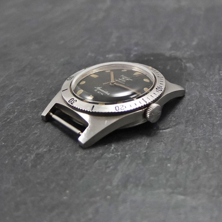 Jeanrichard Geneve Aquastar 60 Anno 1960 Wristchronology