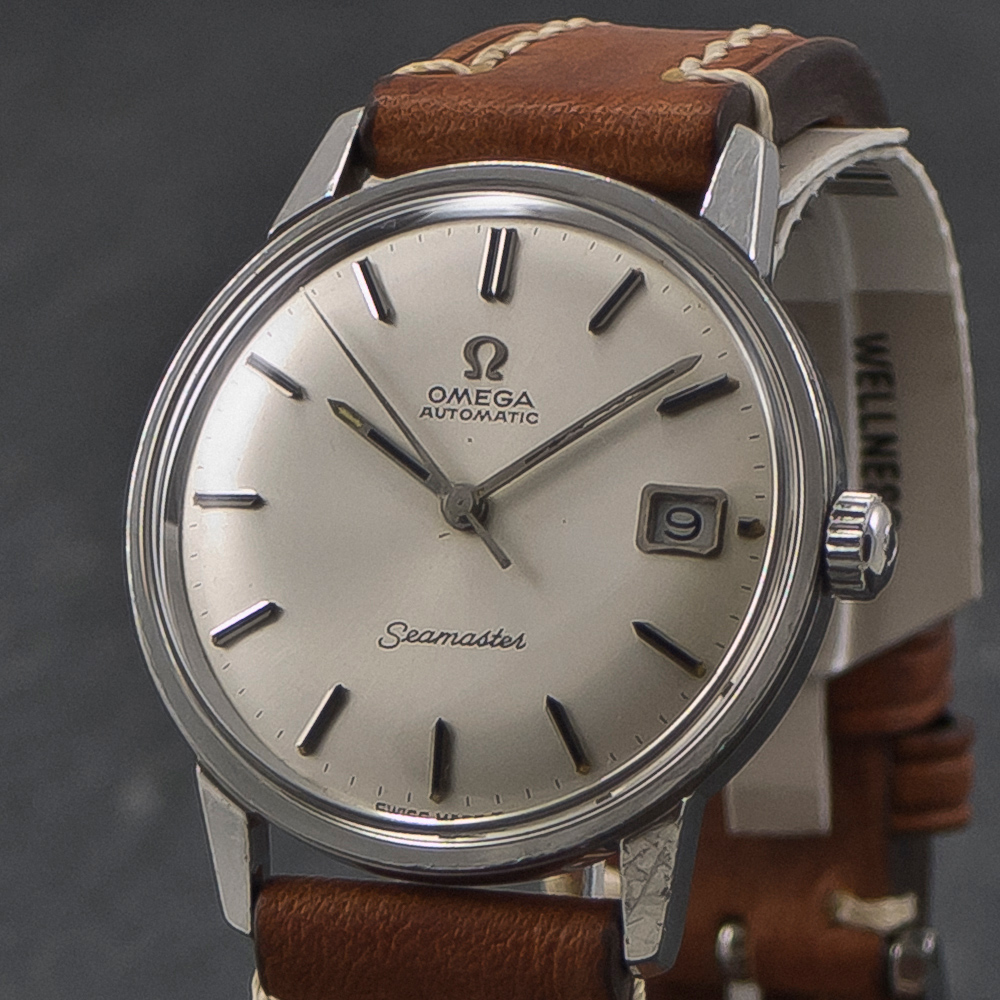 from Hector dating omega seamaster
