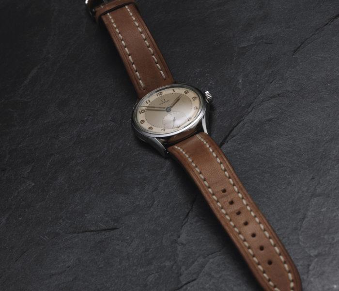 Omega sub second vintage ure vintage watch www.wristchronology.com  01