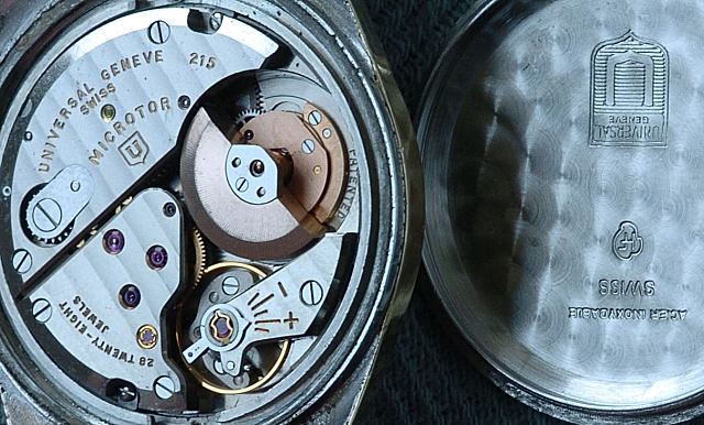 Unirversal polerouter cal 215 - www.wristchronology.com
