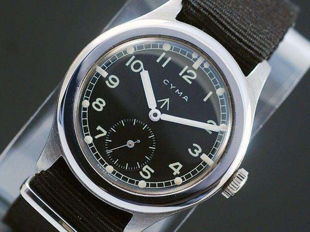 Cyma watch