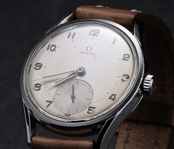 Omega Sub Second - Vintage Watches - Www.WristChronology.com