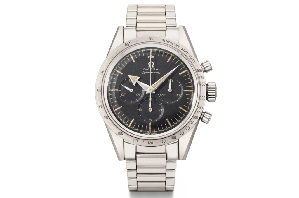 Omega serial numbers