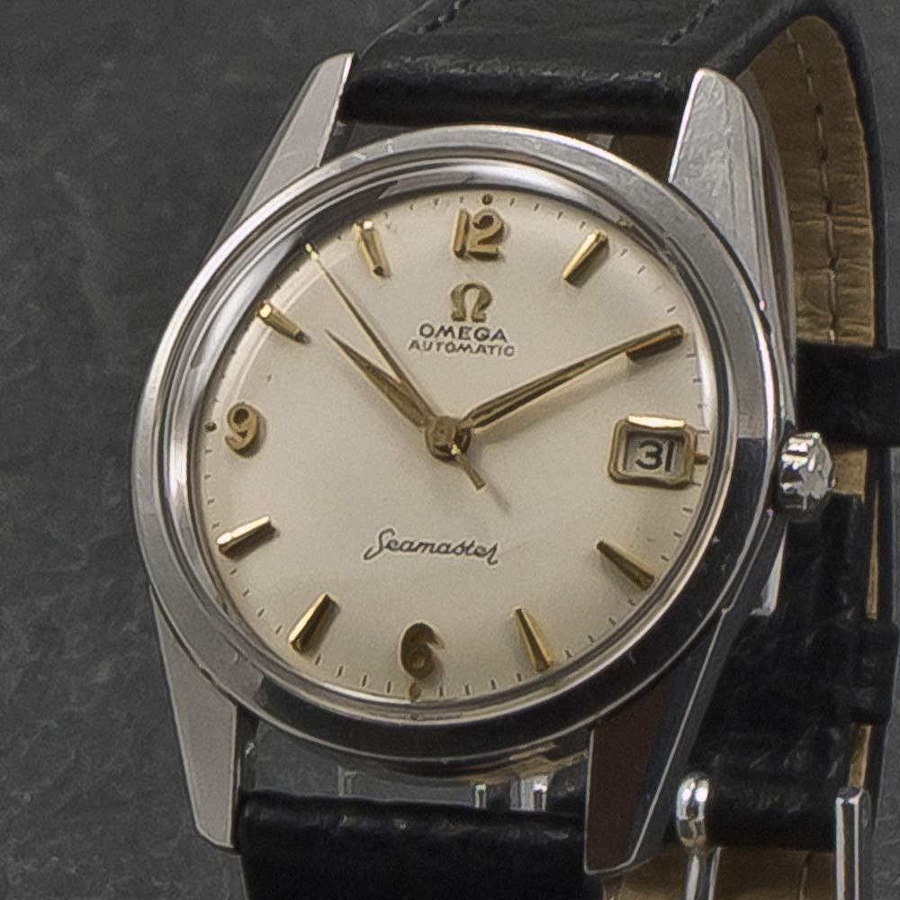 Omega-Seamaster-Date-Automatic-White-Dial-003–X-001