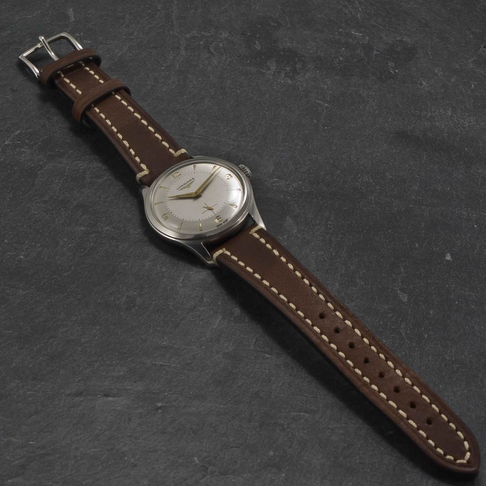 Longines Small Second-Silver-Dial-001