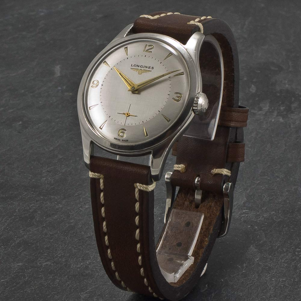 Longines Small Second-Silver-Dial-004