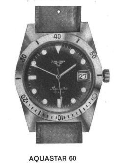 JeanRichard Geneve AquaStar 60 Croped