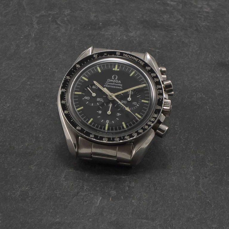 Omega Speedmaster Professional Moonwatch 145.022 ST71 - Www.WristChronology.com 001
