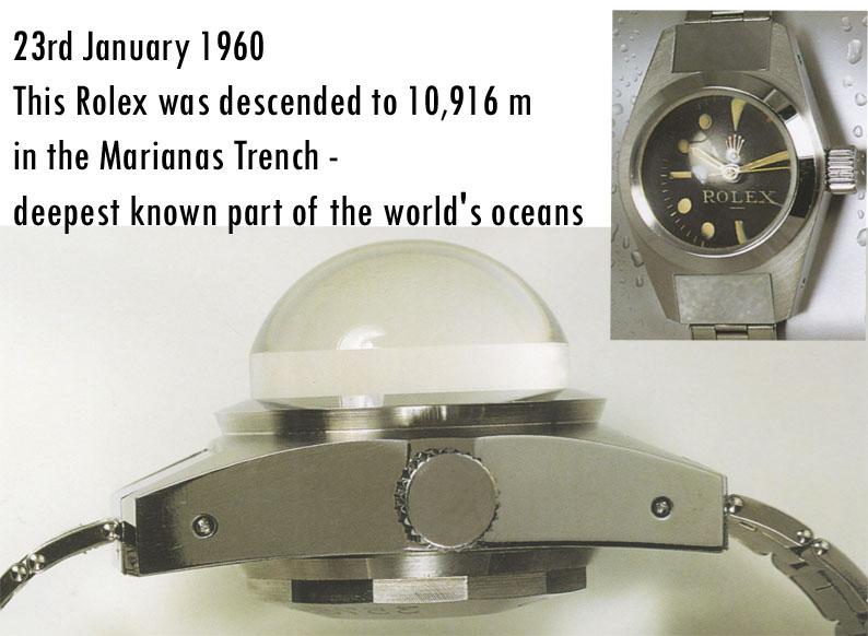 Rolex Deep Sea Special Original