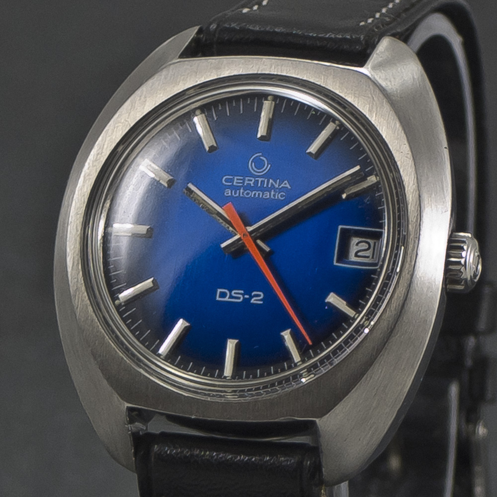 Certina DS-2 Blue Red 001