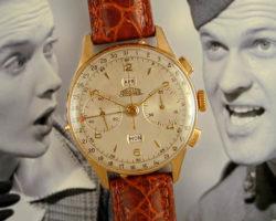 Angelus Chronodate I Www.wristChronology.com I Copenhagen I Denmark I vintage ure I Vintage Watches
