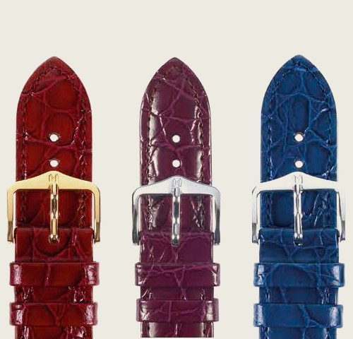 CROCOGRAIN EXOTIC, EMBOSSED LEATHER - colors