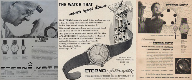 Eterna Matic 3 posters