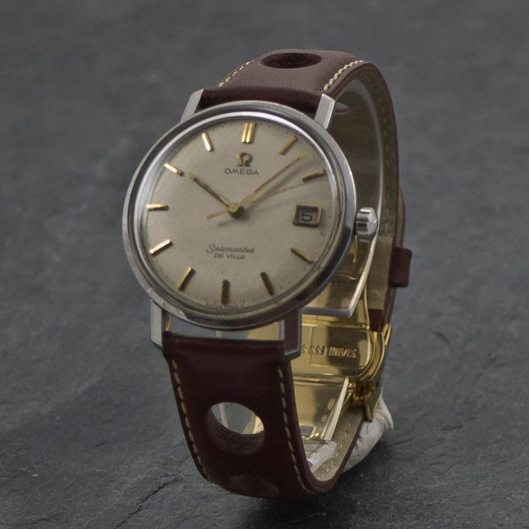 Omega Seamaster De Ville 1963 - Www.WristChronology.com