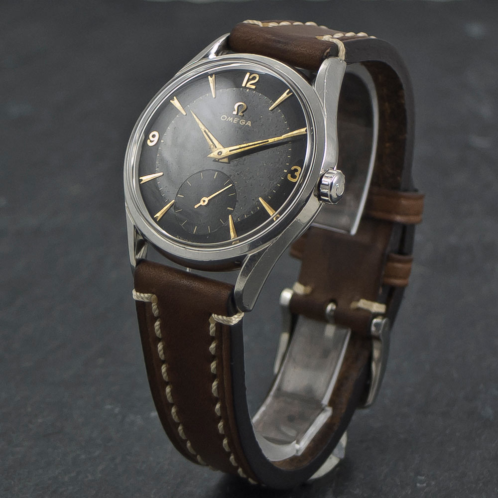 Omega-Sub-Second—Black-dial—Two-tone-003(CP)