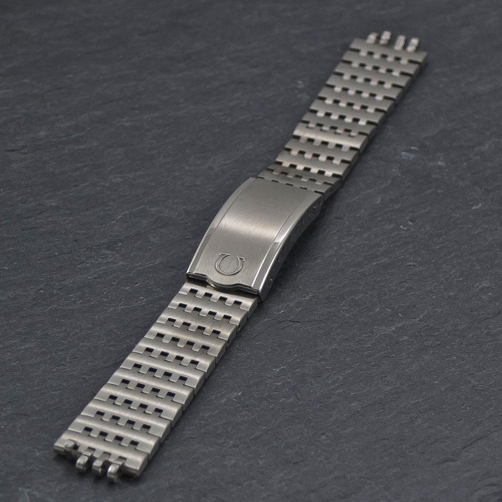 Omega-BRACELET-Band-WristChronology - vintage ure-vintage watch-www.wristchronology.com