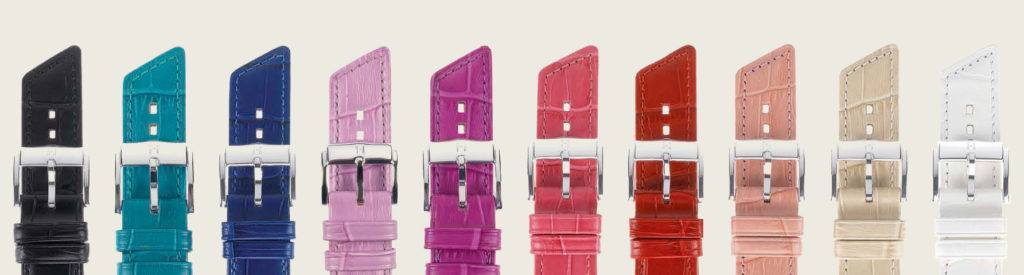 PRINCESS EXOTIC, EMBOSSED LEATHER – colors