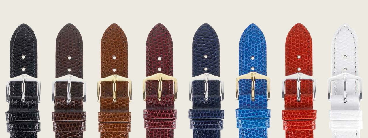 RAINBOW EXOTIC, EMBOSSED LEATHER - colors