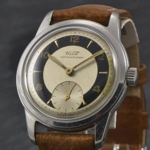 Tissot-Antimagnetic-1953-WristChronology - vintage ure-vintage watch-www.wristchronology.com