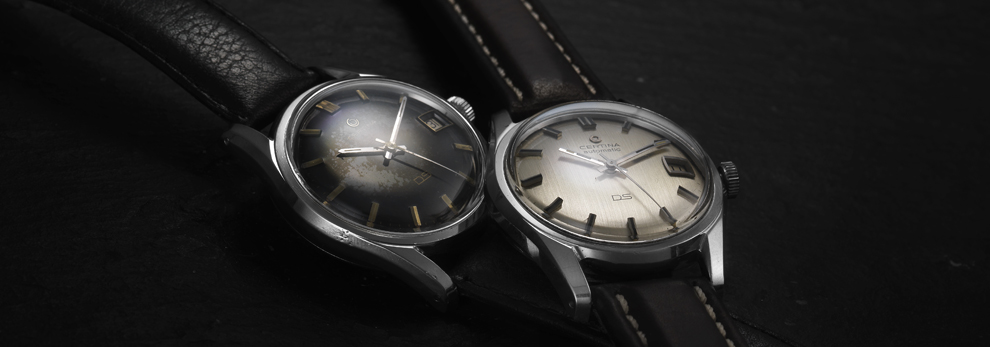 Buy your vintage watch at www.WristChronology.com - Photography by Jonas Lodahl
