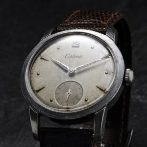 Rare Certina Sub Second